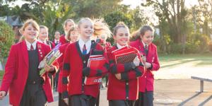NZ School Students